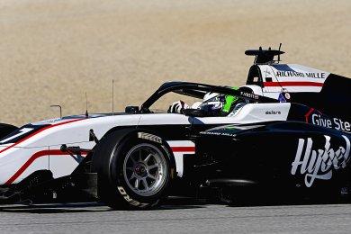 2021 F3 Paul Ricard: Vesti, Hauger'in önünde pole pozisyonunu kazandı