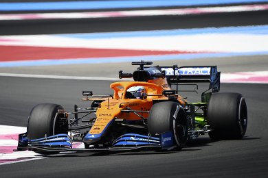 """Ricciardo: """"İkinci seansta neden yavaş kaldık bilmiyorum"""""""