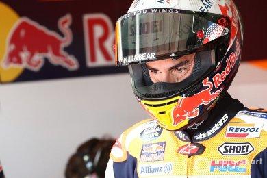 """Marquez: """"Rossi'nin durumunda olduğumu hayal edemiyorum"""""""