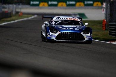 2021 Monza DTM 1 ve 2. antrenman seansları: Mercedes tempoyu belirledi, Albon 3. oldu
