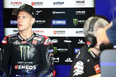 Quartararo, Almanya GP'de Marquez'in işini zorlaştırmak istiyor
