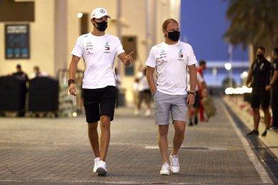Mercedes, Russell/Bottas kararını kışa kadar bekletebilir
