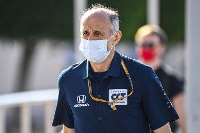 Tost, lastik battaniyelerinin F1'de...