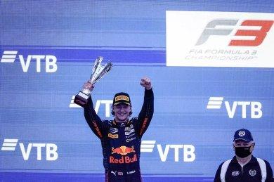 """Marko: """"Hauger, 2022'de Formula 2'd..."""