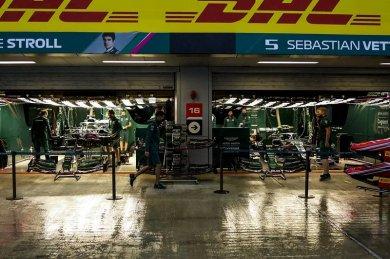 2021 Rusya GP 3. antrenman: Seans y...