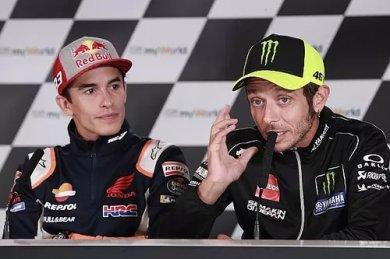 """Marquez: """"Rossi'nin MotoGP için yaptıkları tekrarlanamaz"""""""