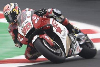 2021 MotoGP Emilia Romagna: Isınma turlarında Nakagami zirvede