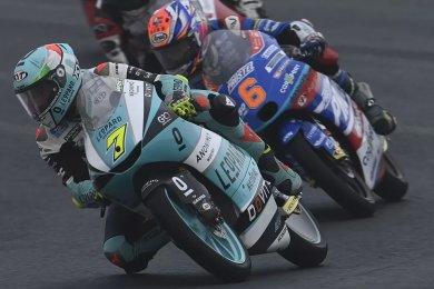 2021 Moto3 Emilia Romagna: Foggia kazandı, Acosta podyuma döndü
