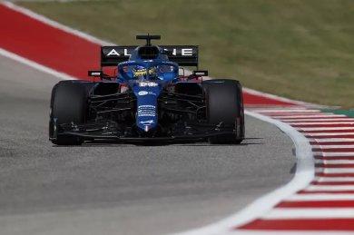 """Alpine, Alonso'nun motorunu """"performans artışı için"""" değiştirmiş"""