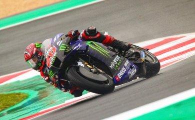 MotoGP'de şampiyon Fabio Quartararo