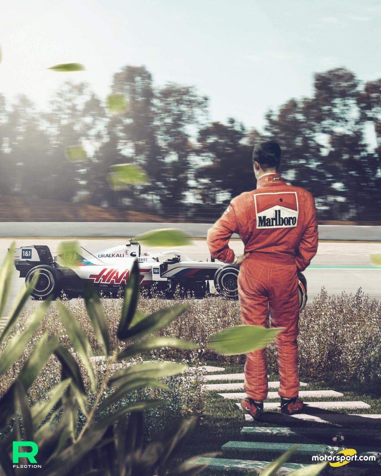 Birbirinden Özel Formula 1 Fotoğraf Çalışmaları
