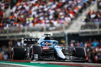 """Alonso: """"Bu hafta sonu yeterince rekabetçi değiliz"""""""