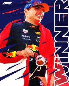 Amerika GP 2021 - Kazanan Max Verst...