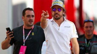 Brown: Alonso'nun takımda kalmasını...
