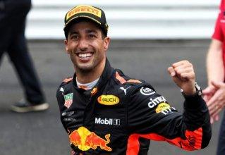 Ricciardo Paul Ricard'da avantajlı ...