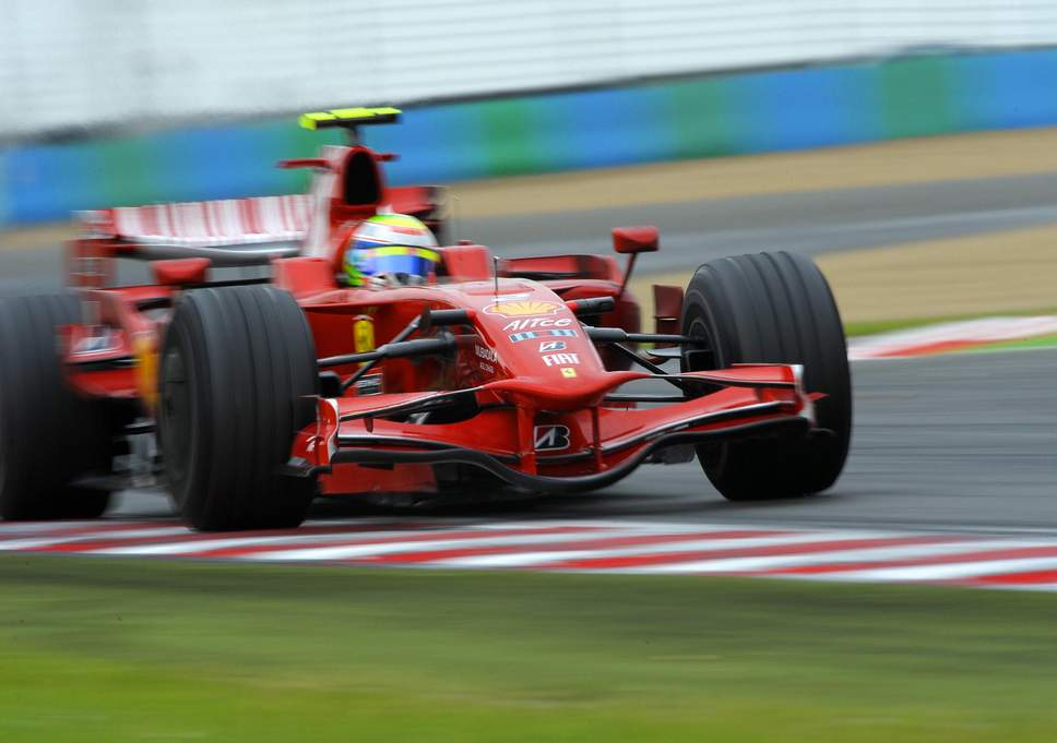 Fransa GP 2008 - Felipe Massa (Ferr...