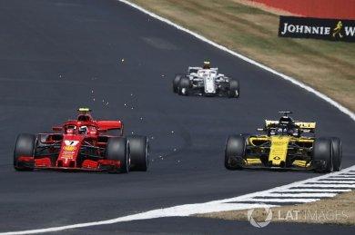 Renault, Ferrari'nin güç ünitesinde...