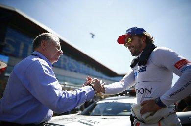 """De Ferran: Alonso, McLaren için """"bü..."""