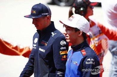 Marko: Gasly, saf hızda Verstappen'...