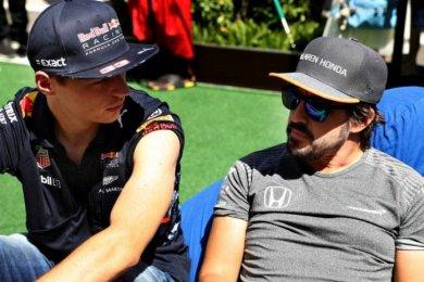 Verstappen: Red Bull Alonso'yu hiç ...