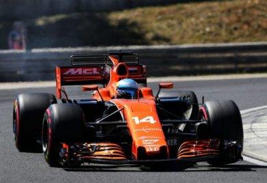 McLaren'ın 2017'de geliri ile birli...