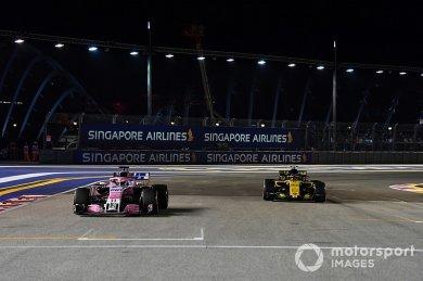 Sainz: Renault, Force India konusun...