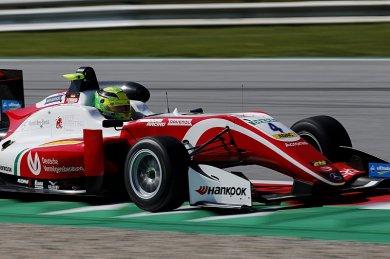 2018 F3 Red Bull Ring: Schumacher i...
