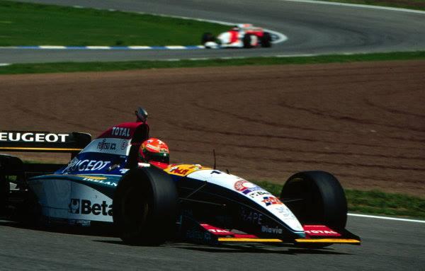 İspanya GP 1995 - Eddie Irvine (Jor...