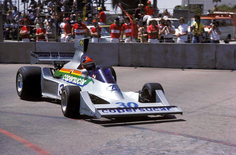 Amerika GP 1976 - Emerson Fittipald...