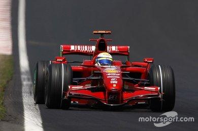 """Massa: """"Galibiyet baskısı"""" Ferrari'..."""