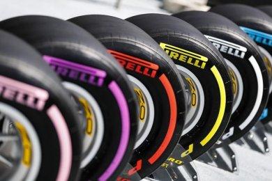 Pirelli 2018 Meksika GP lastik terc...
