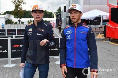 Gasly: Verstappen, Honda motoruna h...