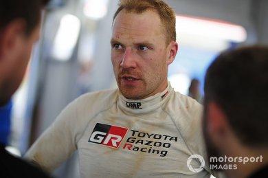 Toyota, Latvala'nın kazası yüzünden...