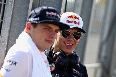 Helmut Marko: Verstappen ve Gasly s...