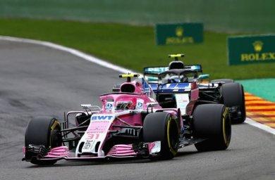 Villeneuve: Mercedes Ocon'u engelli...
