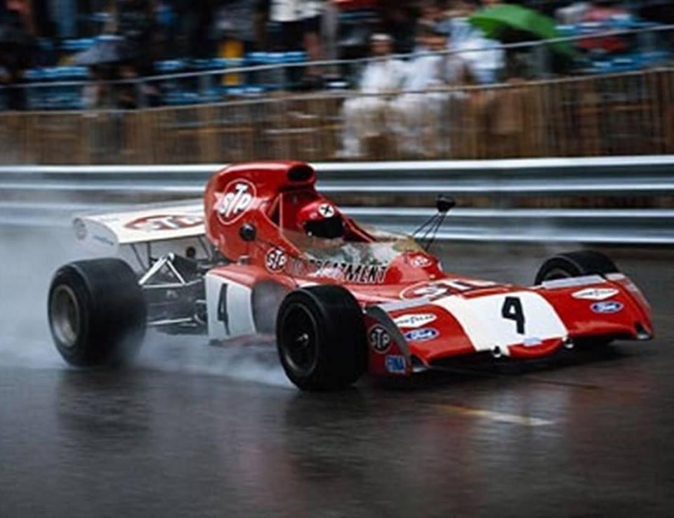 Monaco GP 1972 - Niki Lauda (March)...