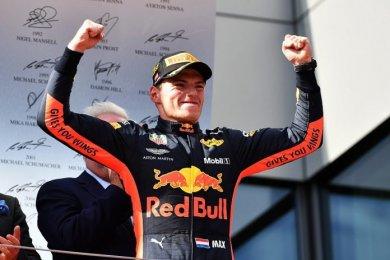 Verstappen şampiyonluk savaşı verme...