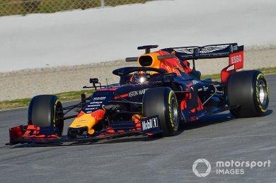 Verstappen: Red Bull-Honda RB15 har...
