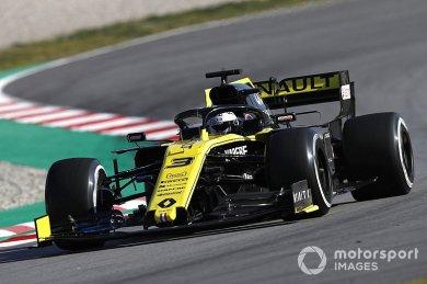 Ricciardo: Renault için umut verici...