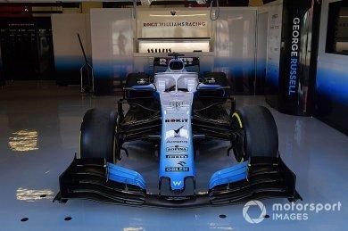 Williams, henüz 2019 aracını Barcel...