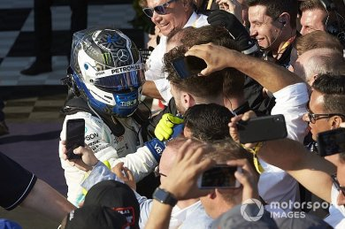 Rosberg: Bottas, 2019'da şampiyon olabilir
