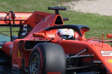İtalyan basını 'zayıf' Vettel'e ateş püskürdü
