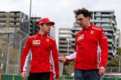 Ferrari 'takım oyuncusu' Leclerc'i övdü