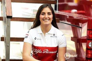 Calderon, Formula 1'de yarışabilece...