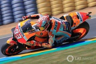 2018 MotoGP Le Mans: Isınma turları...